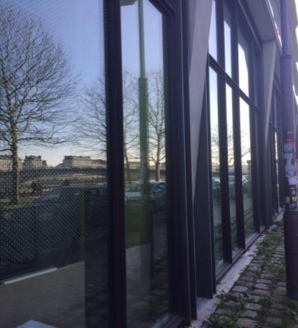 Photo de porte d'un immeuble